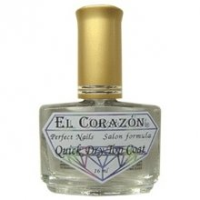 El Corazon Quick Dry Top Coat № 417