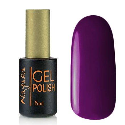 Nayada, Гель-лак №451 (8 мл.)Nayada<br>Гель-лак темно-фиолетовый, глянцевый, плотный.<br>