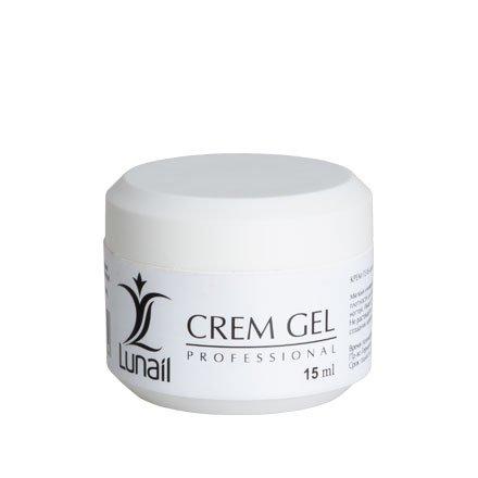 Lunail, Крем-гель УФ для моделирования ногтей (15 ml.)Гели Lunail<br>Мягкий универсальный гель высокой плотности для наращивания ногтей.<br>