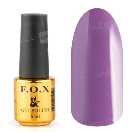 F.O.X, Гель-лак - Pigment №192 (6 ml.)F.O.X<br>Гель-лак,ярко-фиолетовый, глянцевый, плотный<br>