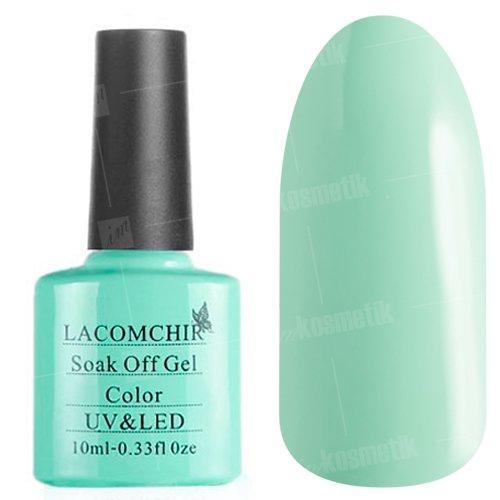 Lacomchir, Гель-лак № NC-43 (10 мл.)Lacomchir<br>Гель-лак ментоловый, глянцевый, плотный.<br>