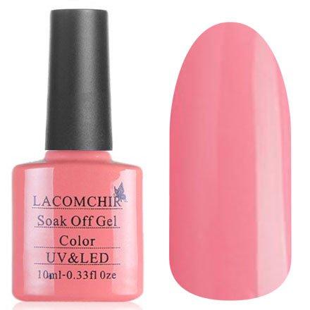 Lacomchir, Гель-лак № NC-34 (10 мл.)Lacomchir<br>Гель-лак розовый крем, глянцевый, плотный.<br>