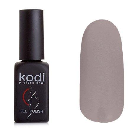 Kodi, Гель-лак № 48 (8ml)Kodi Professional <br>Гель-лак серо-кофейный, без блесток и перламутра, плотный, 8мл.<br>