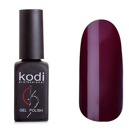 Kodi, Гель-лак № 55 (8ml)Kodi Professional <br>Гель-лаксливово-вишневый, без блесток и перламутра, плотный, 8мл.<br>