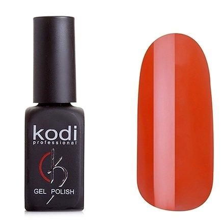 Kodi, Гель-лак № 61 8ml)Kodi Professional <br>Гель-лаксветло-рыжий , без блесток и перламутра , полупрозрачный, 8мл.<br>