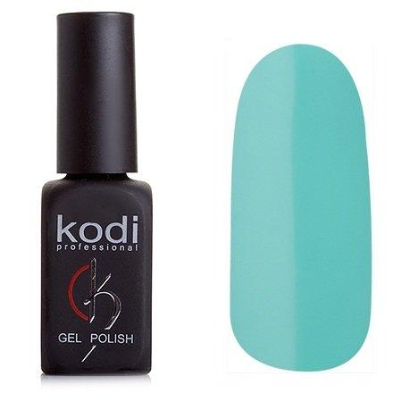 Kodi, Гель-лак № 118 (8ml)Kodi Professional <br>Гель-лакнасыщенный мятный, без блесток и перламутра, плотный, 8мл.<br>