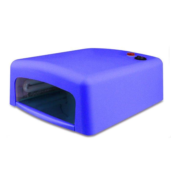 RuTa, УФ-Лампа 36Вт 818 (Синяя, матовая)УФ-Лампы<br>УФ-лампамощностью 36 Ватт<br>