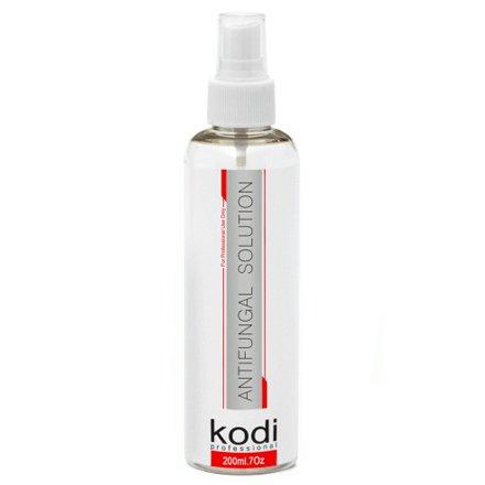Kodi, Antifungal Solution - Профилактический антибактериальный спрей (200ml)Kodi Professional <br>Профилактический антибактериальный спрей (200ml).<br>