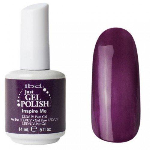 56557 Inspire Me, IBDIBD Just Gel<br>Темный фиолетовый<br>