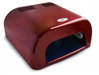 TNL, УФ лампа 36 ВТ Улучшенного качества (бордовая)УФ-Лампы<br>Профессиональная ультрафиолетовая лампа мощностью 36 Ватт.<br>