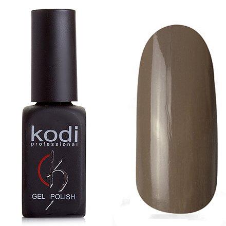 Kodi, Гель-лак № 8 (8ml)Kodi Professional <br>Гель-лак светло-коричнево-оливковый, без блесток и перламутра, плотный, 8мл.<br>