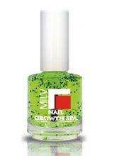 MILV, Nail growth spa - Гель для роста ногтей, 16 мл