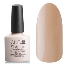 CND, Гель-лак - Powder My Nose №044 S (7,3 мл.)