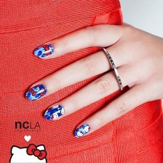 NCLA, Термопленка Hello Kitty LeopardАрт-стикеры NCLA<br><br>