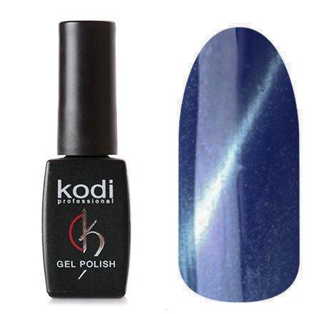 Kodi, Гель-лак Кошачий глаз № 738 (8ml)Kodi Professional <br>Магнитный гель-лак синий, перламутровый, плотный, 8мл.<br>