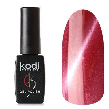 Kodi, Гель-лак Кошачий глаз № 723 (8ml)Kodi Professional <br>Магнитный гель-лак свекольного цвета, перламутровый, плотный, 8мл.<br>