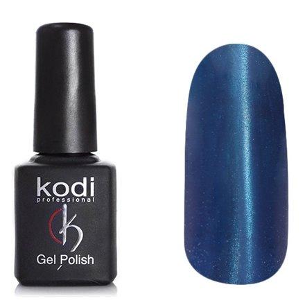 Kodi, Гель-лак Кошачий глаз № 752 (8ml)Kodi Professional <br>Магнитный гель-лак синий, перламутровый, с розовыми и синими блестками, плотный, 8мл.<br>